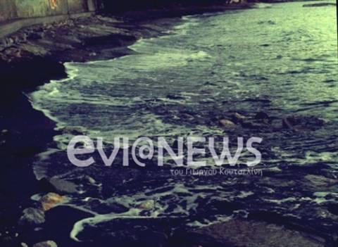 Κύμη: Ο χειμώνας έφαγε τις ακτές! (vid)