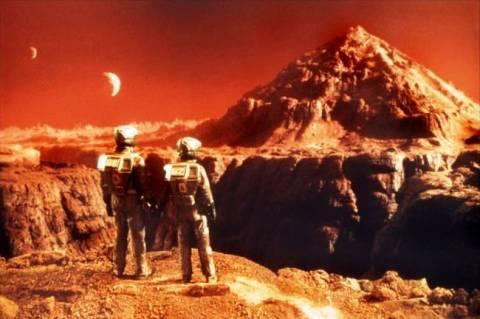Το πλάνο της NASA για την επανδρωμένη διαστημική αποστολή στον Άρη