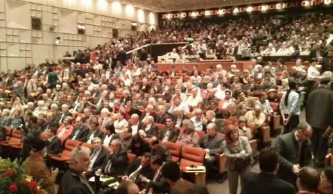 Ποιοι πολιτικοί πήγαν στο συνέδριο του ΚΚΕ