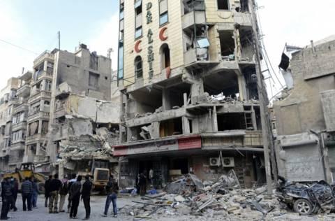 Συρία: Στο στόχαστρο η HRW για μεροληψία υπέρ των ανταρτών
