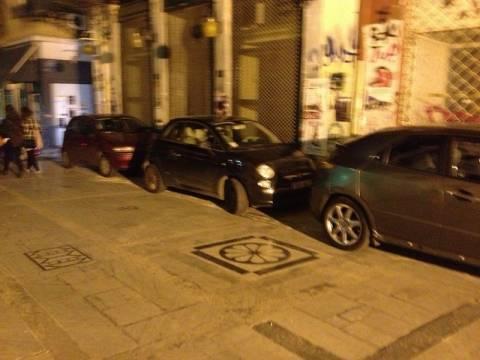 Το κέντρο της Αθήνας «βουλιάζει» στην αναρχία...