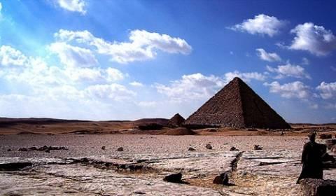 Στο βυθό της Θάλασσας της Γαλιλαίας βρέθηκε μυστηριώδης πυραμίδα