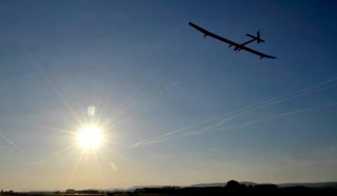 «Ηλιακό» αεροσκάφος: Οικολογικός θρίαμβος...