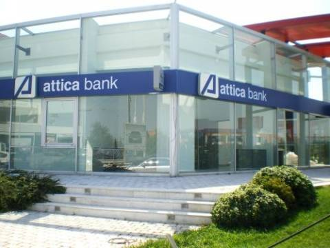 Attica Bank: Στα 400 εκατ. ευρώ η αύξηση μετοχικού κεφαλαίου
