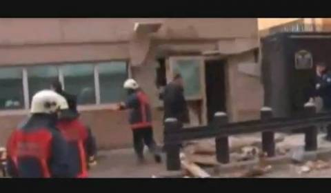 Παρολίγο...τρομοκρατικό χτύπημα στην Τουρκία