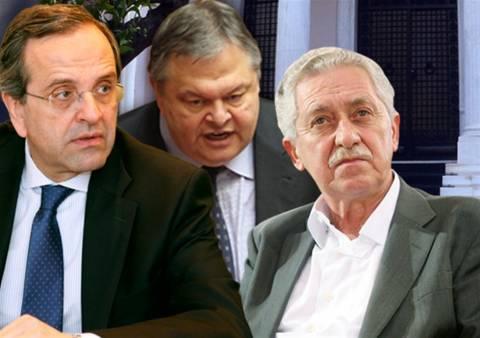 Γιατί ο Σαμαράς καλεί τους αρχηγούς μετά το στρίμωγμα στο Eurogroup