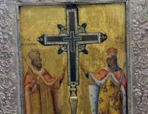 Τεμάχιο του Τιμίου Σταυρού θα μεταφερθεί στη Νεάπολη