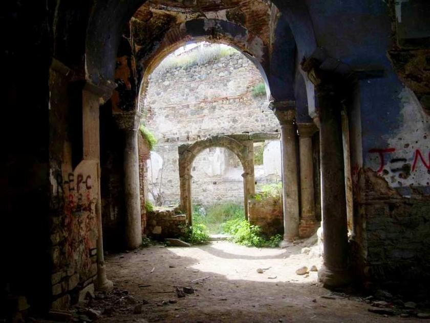 Ξανακούστηκαν ελληνικά στον Ταξιάρχη της Προύσας (ΦΩΤΟ)