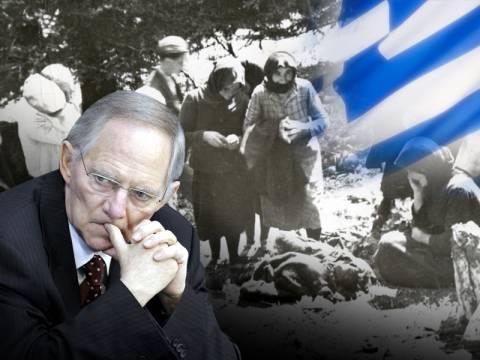 Οι γερμανικές οφειλές στην Ελλάδα τρόμαξαν τον Σόιμπλε (VIDEO)