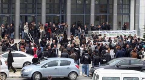 Στη φυλακή οι συλληφθέντες για τα επεισόδια στην Ιερισσό