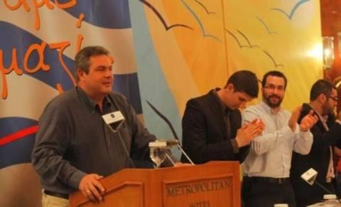 Ολοκληρώθηκε το ιδρυτικό συνέδριο της νεολαίας των ΑΝΕΛ