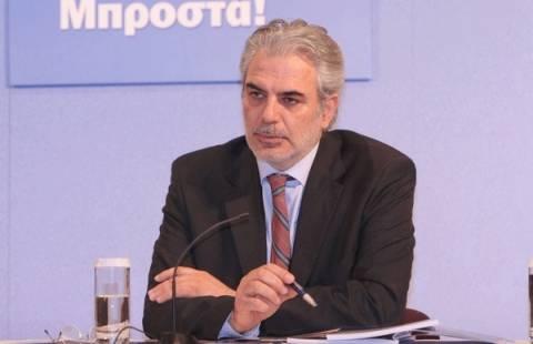 Στυλιανίδης: Αποφύγαμε την ολοκληρωτική χρεοκοπία