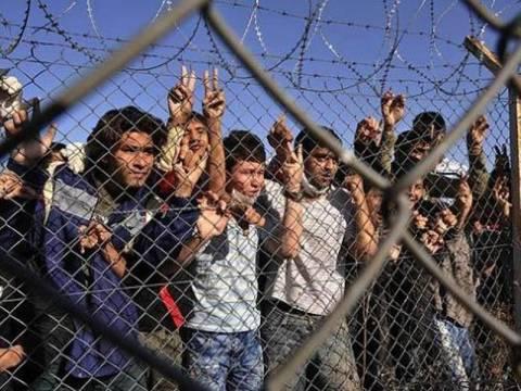 Νέα κέντρα κράτησης μεταναστών σε Γιάννενα, Χίο, Σάμο και Λέσβο