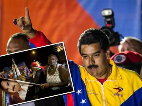 Βενεζουέλα: Ο Νικολάς Μαδούρο νικητής των προεδρικών εκλογών