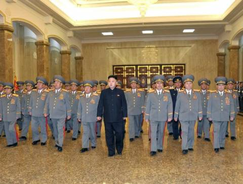 Βόρεια Κορέα: 101η επέτειος από τη γέννηση του Κιμ Ιλ-Σουνγκ