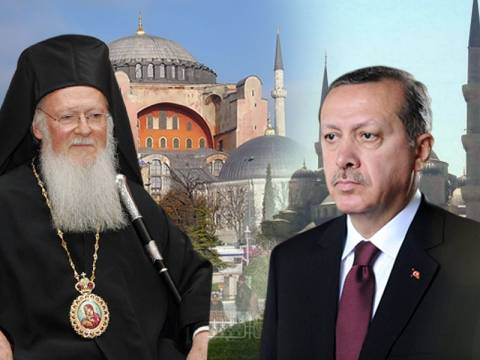 Ισλαμικό τζαμί κάνουν την Αγια-Σοφιά