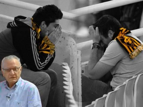 Κ. Χαρδαβέλλας: Ποιοι δολοφόνησαν την ΑΕΚ