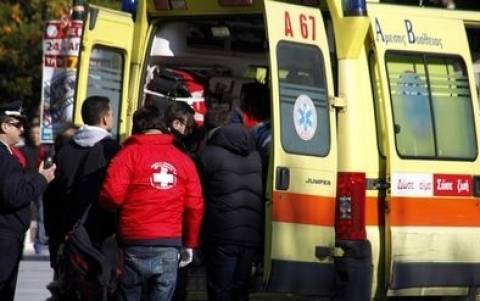Λαμία: Σοβαρός τραυματισμός άνδρα από φρέζα