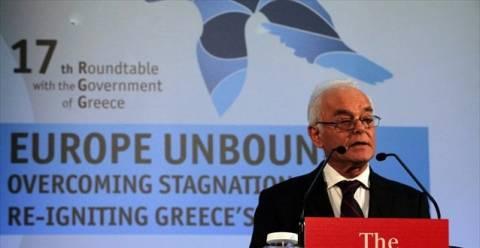 Συνέδριο Economist: Απόψεις για την οικονομική ανάκαμψη της Ελλάδας