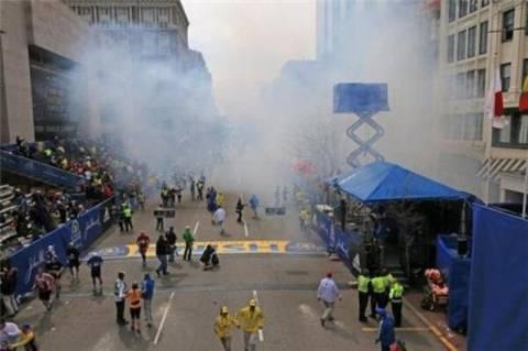 Έλληνες δρομείς συμμετείχαν στον μαραθώνιο της Βοστώνης