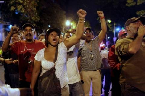 Επεισόδια στη Βενεζουέλα από τις διαδηλώσεις περί νοθείας στις εκλογές