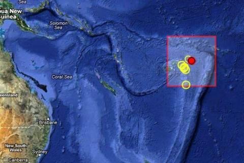 Σεισμός 5,2 Ρίχτερ στα νησιά Φίτζι