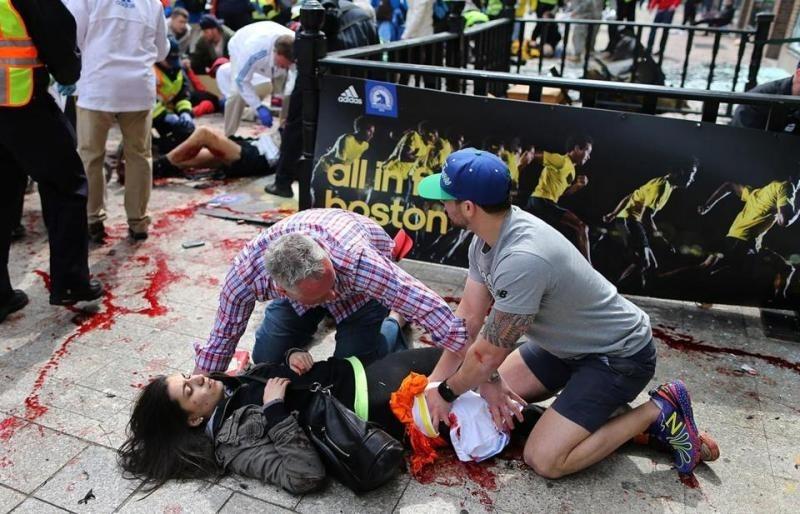 Μαραθώνιος Βοστώνης: «Έβλεπα αίματα παντού»