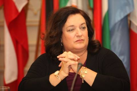 Ελληνική επιτυχία στην ΕΕ: Πέρασε η έκθεση Γιαννάκου για τα κόμματα