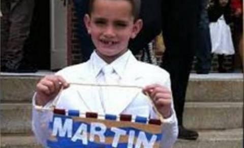 Βοστώνη: Δείτε τι έγραψαν έξω από το σπίτι του 8χρονου