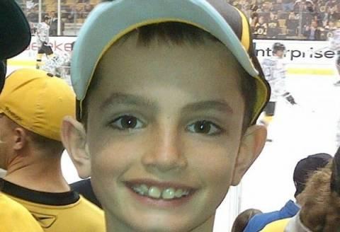 Η φωτογραφία του 8χρονου Μάρτιν που συγκλονίζει τον πλανήτη