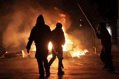 Επίθεση κουκουλοφόρων σε φοιτητές στο Πανεπιστήμιο Μακεδονίας