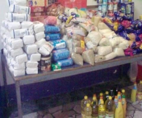 Δωρεάν τρόφιμα για 800.000 δικαιούχους