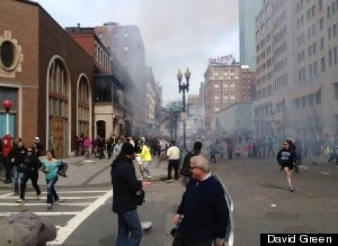 Βοστώνη: Νέα φωτογραφία του ενός υπόπτου εμφανίστηκε στο Facebook