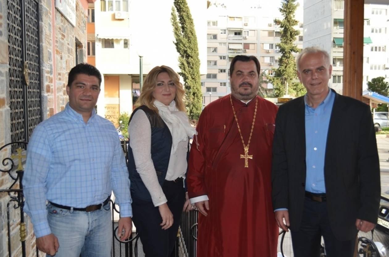 Περιστέρι: Ξεκίνησε το Κοινωνικό ιατρείο για ΑμεΑ στον Αγ. Αντώνιο
