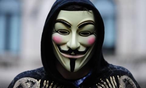 Η μάσκα των Anonymous πλουτίζει πολυεθνικές