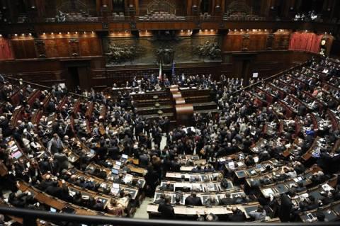 Χωρίς πρόεδρο η Ιταλία και μετά την τρίτη ψηφοφορία