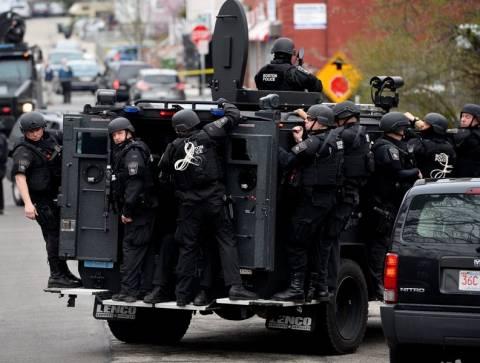 Βοστώνη: «Θέμα χρόνου η σύλληψη του δεύτερου υπόπτου»