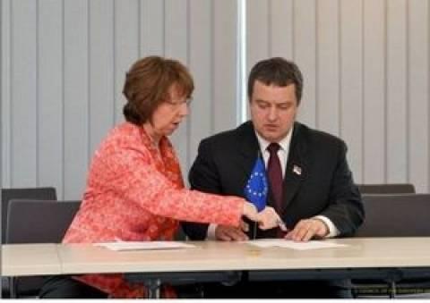 Επιτεύχθηκε συμφωνία μεταξύ Βελιγραδίου και Πρίστινας