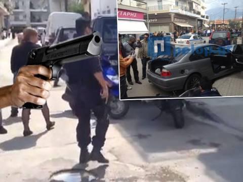 Νέα δολοφονική επίθεση με έναν νεκρό στην Πάτρα (βίντεο)