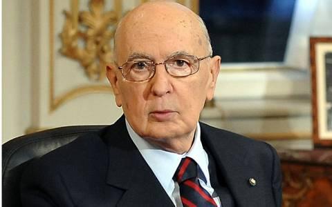 Πρόεδρος της Ιταλίας επανεκλέγεται ο Τζόρτζιο Ναπολιτάνο
