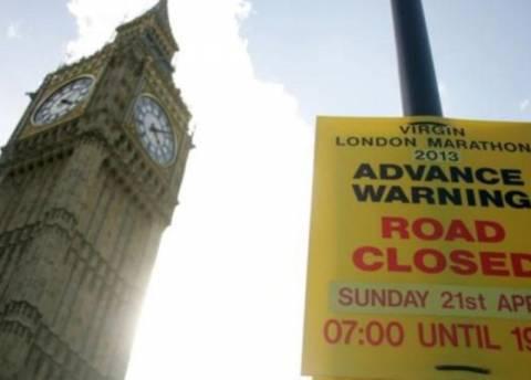 Σε αστυνομικό κλοιό ο φετινός Μαραθώνιος του Λονδίνου