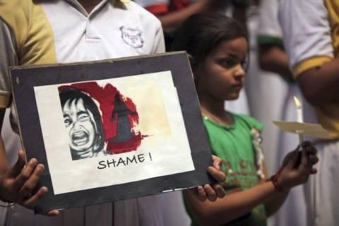 Ινδία: Ξέφυγε από τον κίνδυνο η 5χρονη-θύμα βιασμού