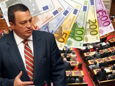Νομοθετική πρωτοβουλία Στυλιανίδη για χτύπημα του μαύρου χρήματος