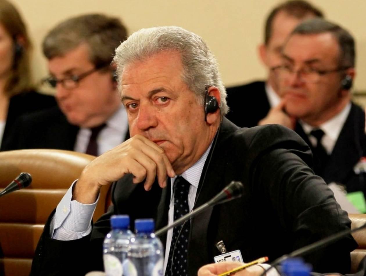 Τι θα κάνει σε Λουξεμβούργο και Βρυξέλλες ο Αβραμόπουλος