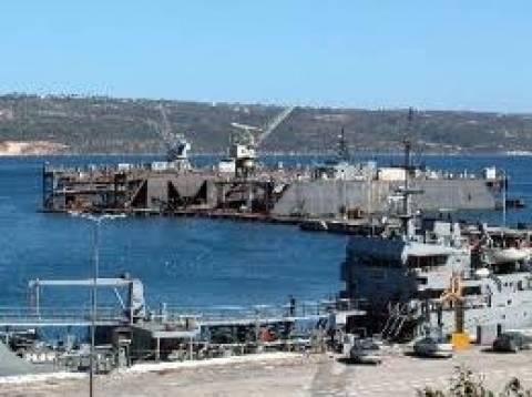 Μεσόγειος : Οι βάσεις των υπερδυνάμεων