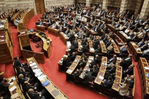 Πολυνομοσχέδιο: Την Πέμπτη στη Βουλή, την Κυριακή η ψήφιση