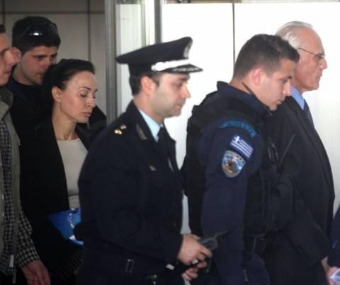 Δίκη Τσοχατζόπουλου: Αποχώρησε η Βίκυ Σταμάτη