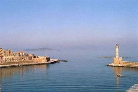 Χανιά: Κάμερες ασφαλείας στο ενετικό λιμάνι της πόλης