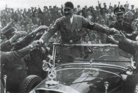 Έκθεση με τα «προσωπικά ημερολόγια» του Χίτλερ