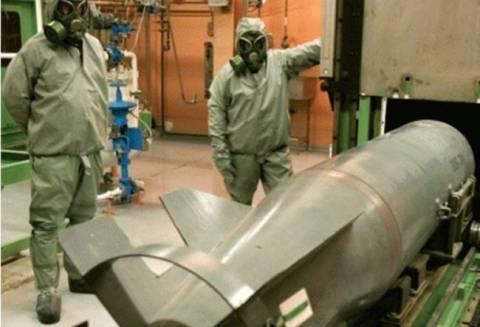 Συναγερμός στο ΝΑΤΟ για πιθανή χρήση χημικών στη Συρία